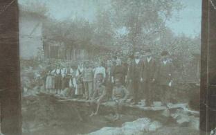 Postcard Military Berkovitsa