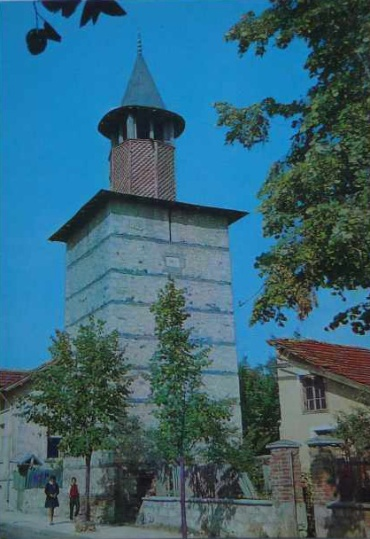 Berkovitsa clock tower K 84