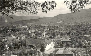Old postcard - Berkovitsa, General view